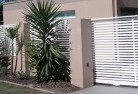 Tilley Swamp Boundary fencing aluminium 16