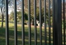 Tilley Swamp Boundary fencing aluminium 1