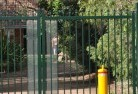 Tilley Swamp Boundary fencing aluminium 30